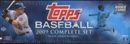 2009 Topps Factory Set Baseball Hobby (Box)