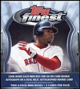 2011 Topps Finest Baseball Hobby Box