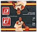 2010/11 Panini Donruss Basketball Retail 24-Pack Box