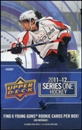 2011/12 Upper Deck Series 1 Hockey Hobby Box