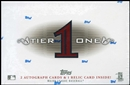 2011 Topps Tier One Baseball Hobby Box