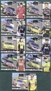 2x 2011 Press Pass Racing National Convention 9 Card VIP Set