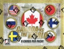2011/12 In The Game Canada vs The World Hockey Hobby Box