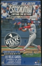 2003 Topps Stadium Club Baseball 24 Pack Box