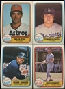 1981 Fleer Baseball Complete Set (NM-MT)