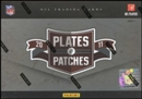 2011 Panini Plates and Patches Football Hobby Box