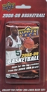 2008/09 Upper Deck Basketball Retail Blister Pack