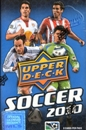 2010 Upper Deck Soccer Retail 36-Pack Lot