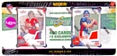 2010 Score Football Factory Set (Box) (2 Memorabilia Cards Per Set!)(Slightly Damaged)