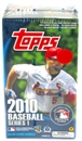 2010 Topps Series 1 Baseball 10-Pack Box (1 Patch Card Per Box!)