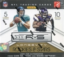 2011 Panini Rookies & Stars Longevity Football Hobby Box