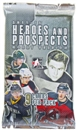 2011/12 In The Game Heroes & Prospects Hockey Hobby Pack