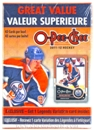 2011/12 Upper Deck O Pee Chee Hockey 42 Card Super Pack (Box)