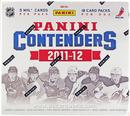 Image for  2x 2011/12 Panini Contenders Hockey Hobby Box