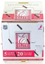 2x 2011/12 Panini Elite Hockey Hobby Box