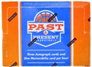 2x 2011/12 Panini Past & Present Basketball Hobby Box