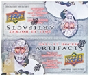 2011/12 Upper Deck Artifacts Hockey Retail 24-Pack Box