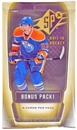 2011/12 Upper Deck SPx Hockey Hobby Pack
