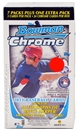 2011 Bowman Chrome Baseball 8-Pack Box