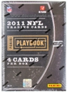 2011 Panini Playbook Football Hobby Box