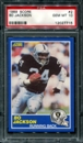 1989 Score Football #2 Bo Jackson PSA 10 (GEM MT) *7715