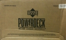 1999 Upper Deck PowerDeck Baseball 6-Box Blister Case