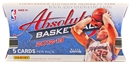 2x 2012/13 Panini Absolute Memorabilia Basketball Hobby Pack