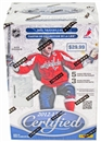 2012/13 Panini Certified Hockey 3-Pack Box