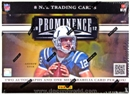 2012 Panini Prominence Football Hobby Box