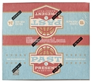 Image for  3x 2012/13 Panini Past & Present Basketball Retail 24-Pack Box