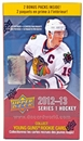 2012/13 Upper Deck Series 1 Hockey 12-Pack 10-Box Lot