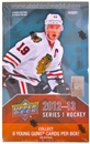2012/13 Upper Deck Series 1 Hockey Hobby Box