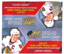 2012/13 Upper Deck Series 1 Hockey Retail 24-Pack Box