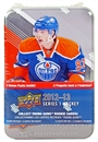 2x 2012/13 Upper Deck Series 1 Hockey 12 pack Tin (Box)
