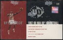 1997/98 Upper Deck UD3 Basketball Prepriced Box