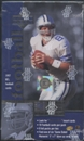 1997 Upper Deck Football Retail 8-Pack Box