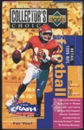 1995 Upper Deck Collector's Choice Football Retail Box