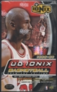 1998/99 Upper Deck Ionix Basketball Prepriced Box