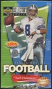 1997 Upper Deck Collector's Choice Series 1 Football 24-Pack Retail Box