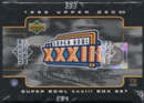 1999 Upper Deck Super Bowl XXXIII Factory Set
