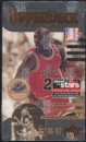 1996/97 Upper Deck Series 1 Basketball Retail 20-Pack Box