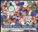 2003 Upper Deck Series 1 Baseball Retail Box