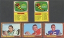 1966 Topps Football Near Complete Set (EX-MT) (Missing Funny Ring Checklist)