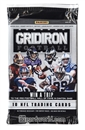 Image for  3x 2012 Panini Gridiron Football Pack - WILSON & LUCK RC's