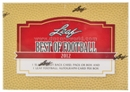 2012 Leaf Best Of Football Hobby Box