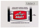 2012 Leaf Metal Draft Baseball Hobby HOT Box