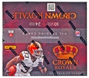 Image for  2012 Panini Crown Royale Football Retail 24-Pack Box