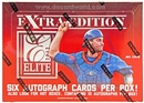 2012 Panini Elite Extra Edition Baseball Hobby Box