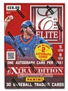 Image for  3x 2012 Panini Elite Extra Edition Baseball 6-Pack Box ( 2 Autos!)
