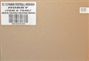 2012 Panini Gridiron Football Hobby 16-Box Case